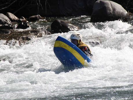 EVP - Eau Vive Passion : nage en eau vive