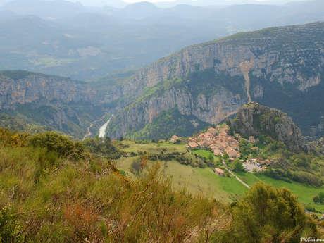 Le Plateau de Suech