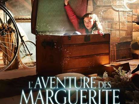 """Ciné Pilat """"L'aventure des Marguerite"""""""