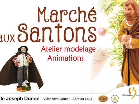 Marché aux Santons