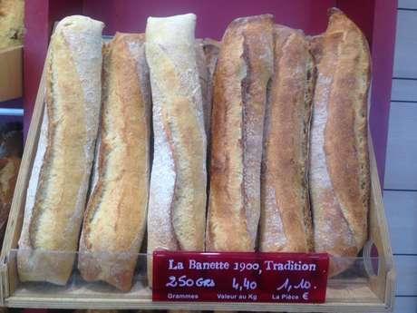 Boulangerie La Petite Reyssouze