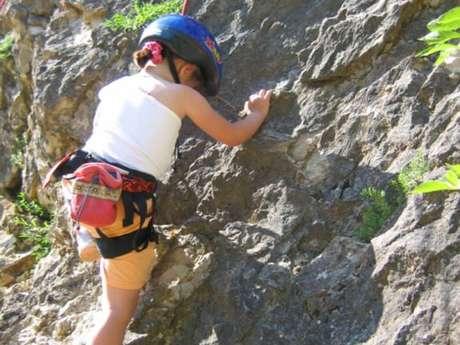 Site escalade du Mont Myon