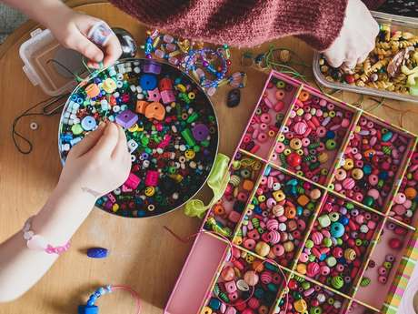 Kids activity - Atelier bricolage
