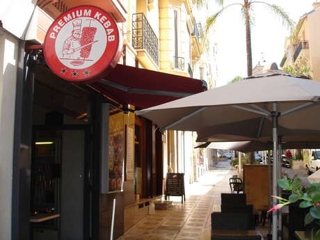 Restaurant Premium Kebab