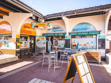 Local produce - Le Montagnard Gourmand