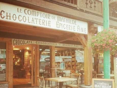 Chocolaterie - Le Palace du Chocolat