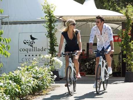 Coquillade Village : séjour dégustez le Sud à Vélo à Assistance électrique