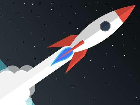 Astronomie : atelier fusée à eau