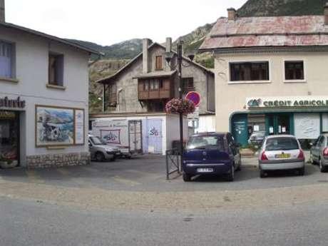 Société Alpine de Boucherie