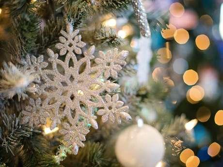 Fêtes de fin d'année magiques et enneigées au Collet
