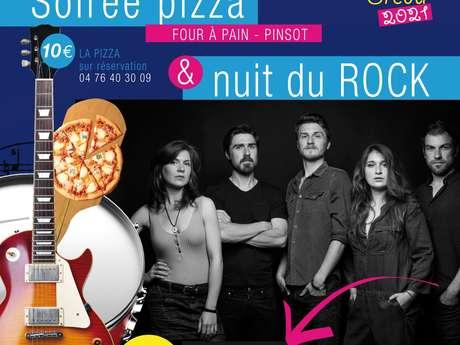 les Nuits du Haut Bréda : Nuit Pop/ Rock