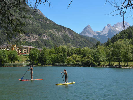 Oueds & Rios Rafting : stand up paddle