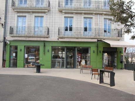 Office de tourisme intercommunal Pays de Forcalquier - Montagne de Lure - Accueil de Forcalquier