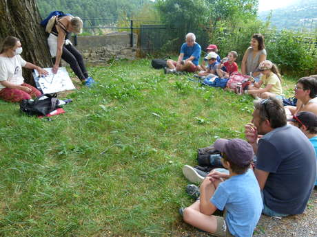 Visite-jeu en famille : En'quête de Patrimoine