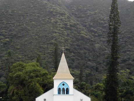 Presbytère de Touaourou
