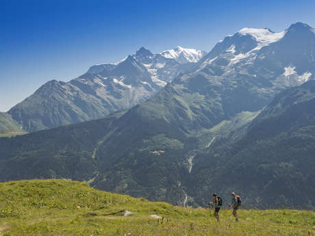 Mont Joly hike