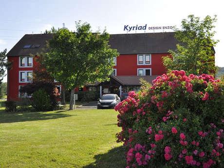 Hôtel Kyriad Design Enzo