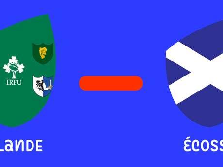 Coupe du monde de rugby - Irlande / Ecosse
