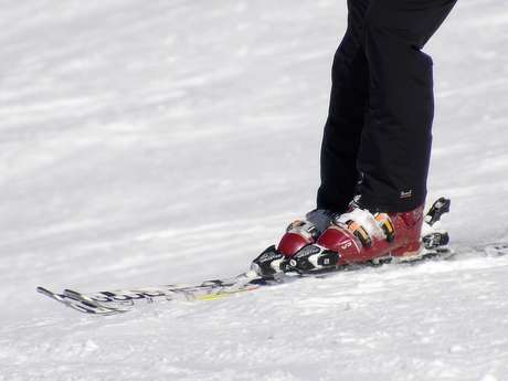 Cours collectifs ski alpin - ESF