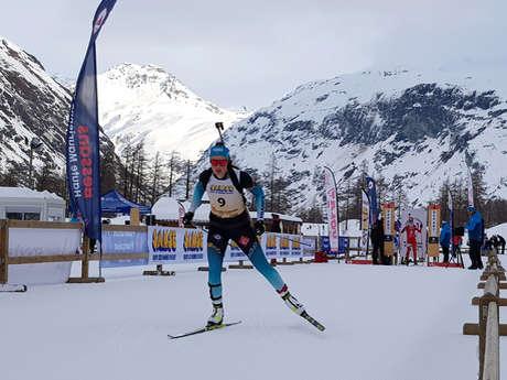Samse National Tour Biathlon Bessans