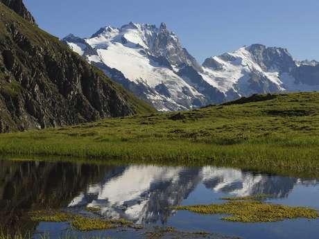 Goléon lake