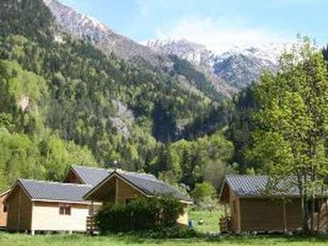 Furnished flat Camping la Cascade