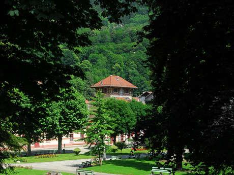 Parc des Thermes d'Allevard-les-Bains