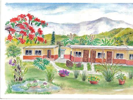 Gîte - Domaine de la ferme d'Erambéré