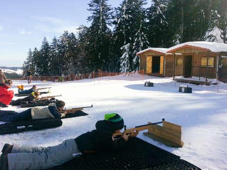 Spécial hiver : biathlon orientation
