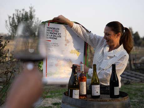 Découvrez le monde viticole -avec Emilie d'Au Tour des Vins- tous les mardis