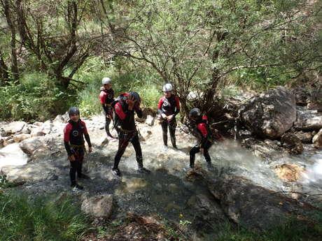 Canyon River Trip - Canyon de l'Ascension
