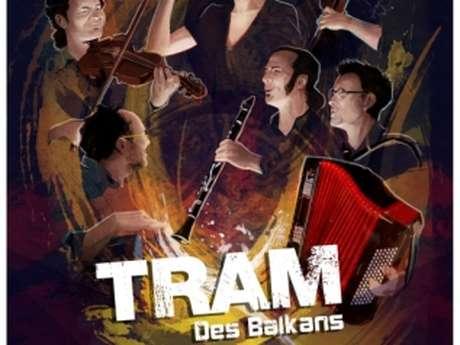 Tournée des hauteurs / Concert TRAM des balkans