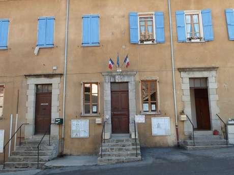 Mairie de Thorame-Haute