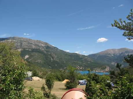 Camping Castillon de Provence