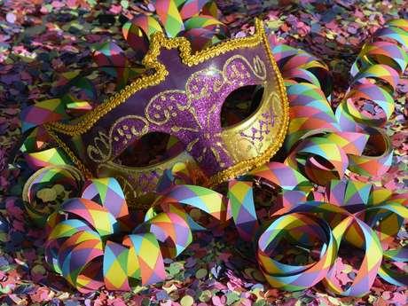 Atelier Créatif - Carnaval