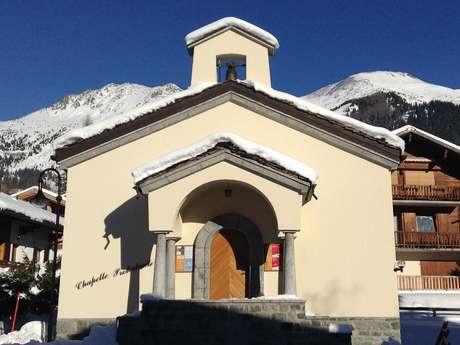 Chapelle protestante de Verbier