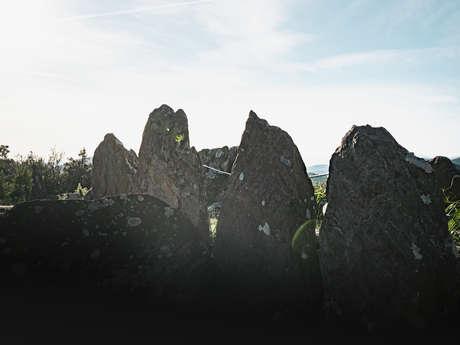 Le dolmen de Gaoutabry - circuit n°1