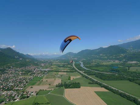 Vols parapente - Air Alpin