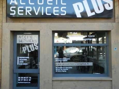 Agence Accueil Services Plus