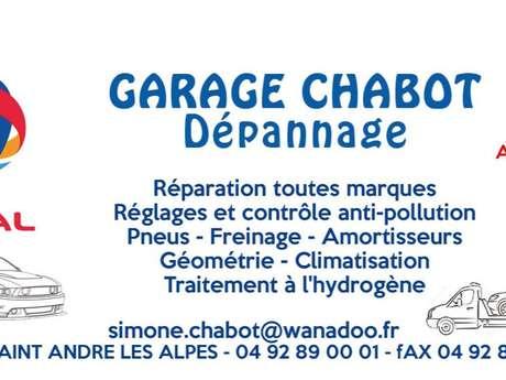 Garage Station Chabot