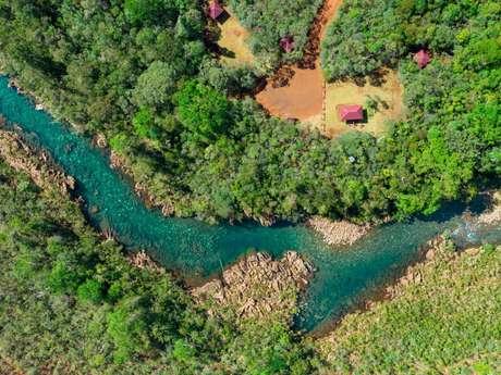 Explo Grand Lac en canoë sur 3 jours et 2 nuitées en bivouac - Sud Loisirs NC