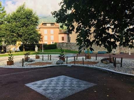 Parc Barral