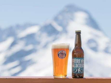Bières des Glaciers