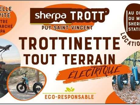 Sherpa Trott'