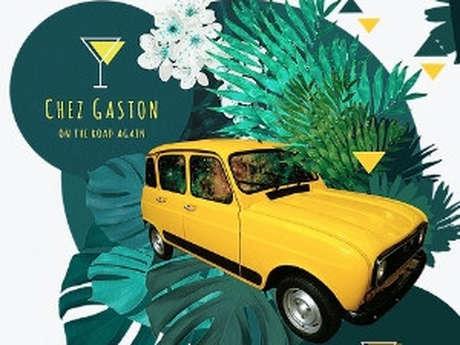 Gaston fait des boissons