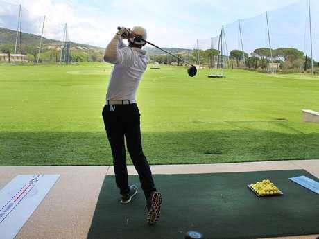 Monsieur Golf Tour à Golf Up