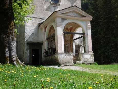 Chapelle Notre Dame des Fontaines