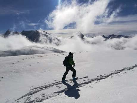 Ski de rando spécial étudiants