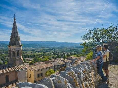 Visites guidées - Saint-Saturnin-lès-Apt, un village provençal