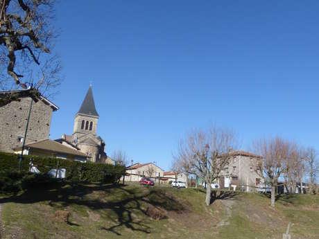 Aire de pique-nique de Saint Régis